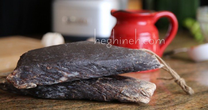 Cured Meat Recipe Ապուխտ Armenian Cuisine By Heghineh