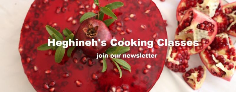 Heghineh's Cooking Classes