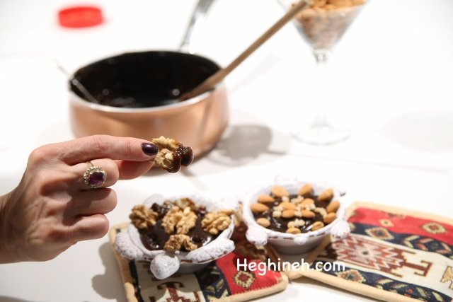 Shpot - Armenian Sweets Recipe - Heghineh.com